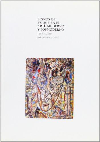 Signos de Psique en el arte moderno y posmoderno (Arte contemporáneo)