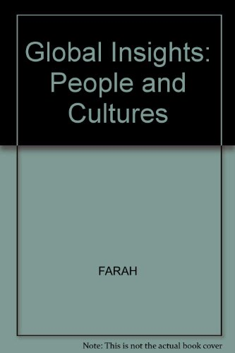 Global Insights: People and Cultures