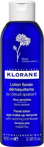 Klorane Sensitive Eye Makeup Remover Lotion - 100ml