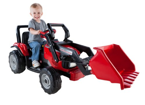 Peg Perego Case Ih Power Scoop front-73263