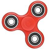 Fidget Spinner ,Hand Spinner Toy(Red)