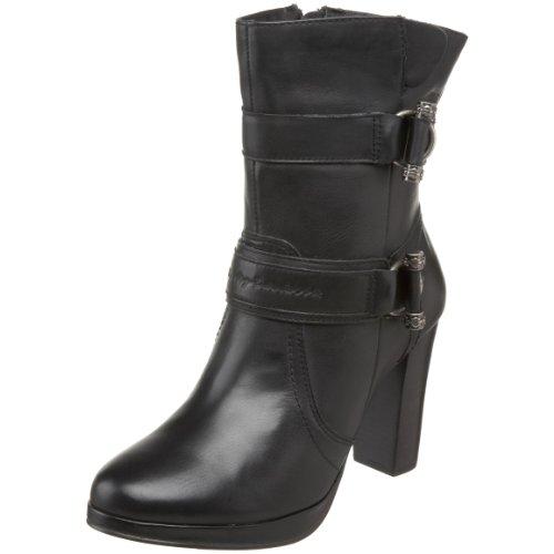 Harley-Davidson Women's Marissa Boot,Black,9 M US