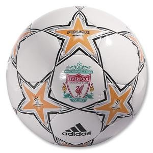 Liverpool Finale Glider Mini Soccer Ball