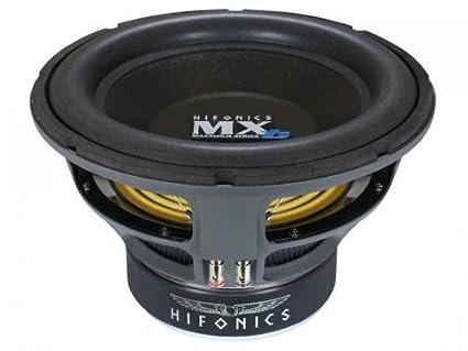 Hifonics MXT12D4 Maxximus
