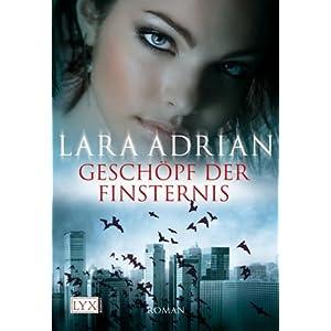 Adrian, Lara - Geschöpf der Finsternis