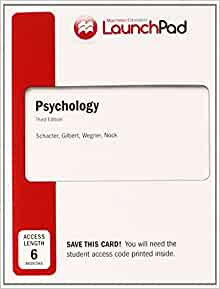 psychology schacter 3rd edition pdf download