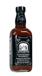 Historic Lynchburg Tennessee Whiskey Jalapeno Seafood Cocktail Sauce from Lynchburg Merchandise Company
