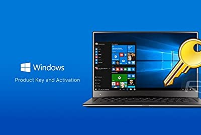 Windows 10 Pro Activation Key for 32 / 64 Bit