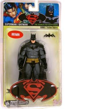 Superman/ Batman Series 7 Batman Action Figure