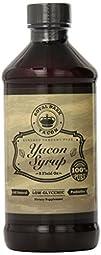 Royal Dark 100% Pure Yacon Syrup – 8…