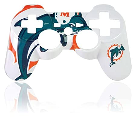 PS3 Official NFL Miami Dolphins Controller Faceplate