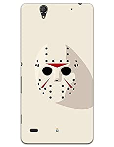 myPhoneMate Jason Mask case for Sony Xperia C4