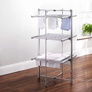 Radiator clothes drying rack argos