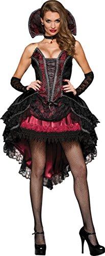 Vampire'S Vixen Theme Party Fancy Halloween Costume