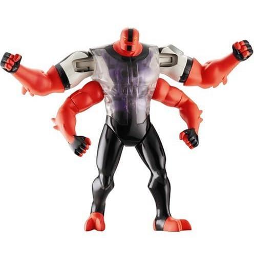 Ben 10 DNA Alien Heroes - Four Arms