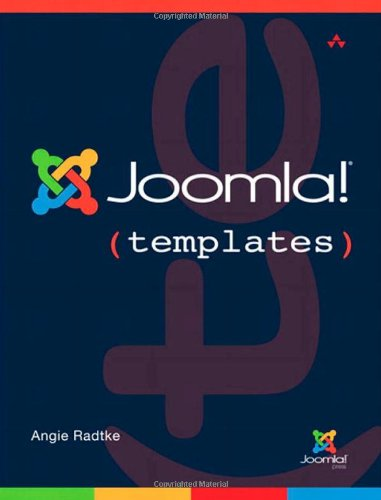 Joomla! Templates  0321827317 pdf