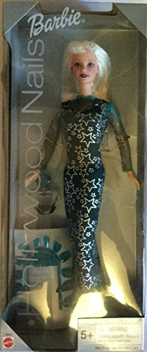 Barbie Hollywood Nails Doll (2000) - 1