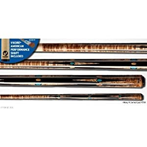 Viking V170K 20 oz. Billiard cue pool stick NEW ViKORE low deflection shaft from Dart... by Dart Brokers