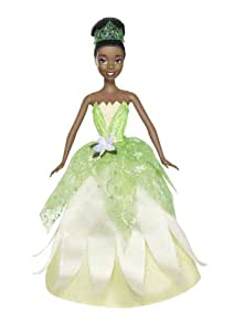 Disney Princess 2-In-1 Ballgown Surprise Tiana Doll