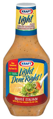 Superb Cheap Kraft Light Done Right Italian Salad Dressing, 16 Fl Oz Review Pictures