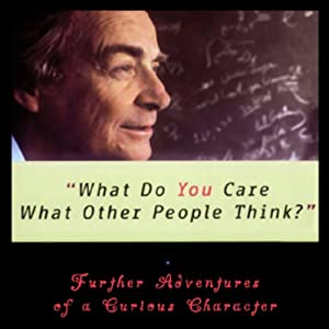 What Do You Care What Other People Think? Audiobook