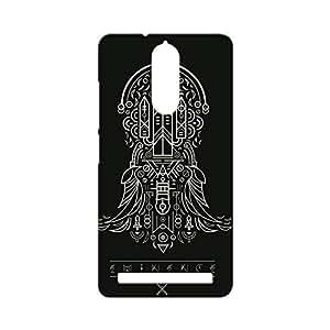 G-STAR Designer Printed Back case cover for Lenovo K5 Note - G0226