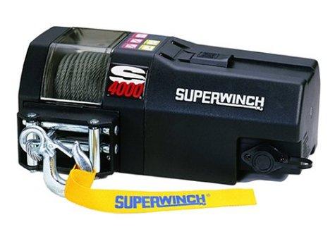 Superwinch 1440200 S4000 Series Master Winch