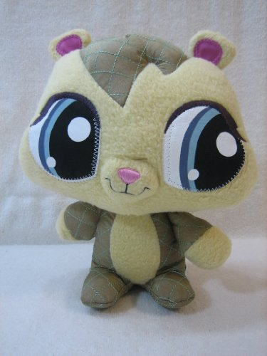 "Littlest Pet Shop; 8"" Coziest Chipmunk - 1"