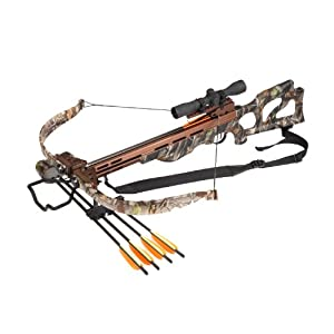 SA Sports Crusader Crossbow Package by SA Sports