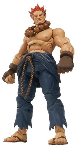 Street Fighter - Action Figure Best Of Series: Gouki