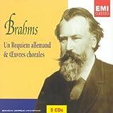 echange, troc Interprètes divers - Brahms - Un Requiem allemand / Oeuvres chorales