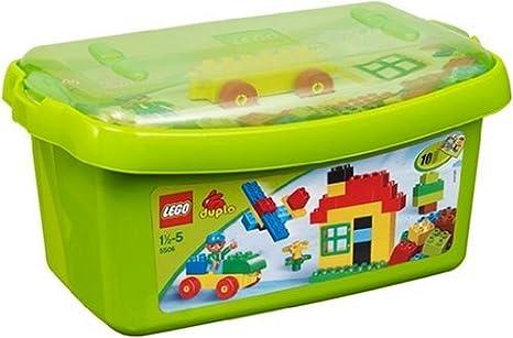 LEGO - 5506 - Jeu de Construction - Bricks & More DUPLO - Grande Boîte de Briques