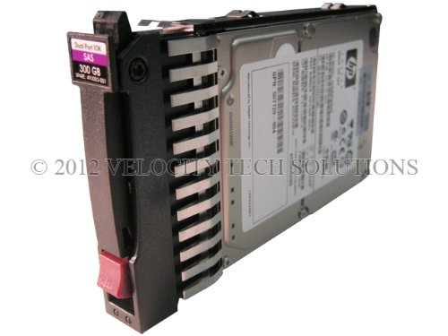 HP 493083-001 Disques Dur 300 Go 2.5 Port Fibre Optique