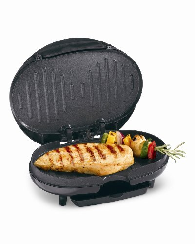Procter-Silex 25218 Compact Grill (Mini Indoor Electric Grill compare prices)