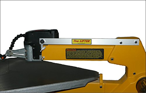 The Scroll Saw Lifter - for the Dewalt 788 and Delta 40-690 Scroll Saws (Dewalt Scroll Saw Blades compare prices)