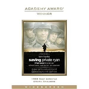 Saving Private Ryan DVD Movie