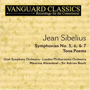 Sibelius: Symphonies 5