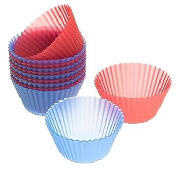 Wilton Easy Flex Silicone Reusable Baking Cups Pan Liner