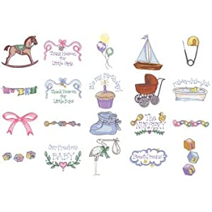 simplicity embroidery machine cards
