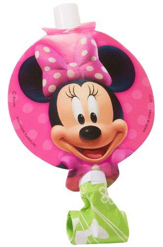 Minnie Mouse 'Bow-Tique' Blowouts/ Favors (8ct) - 1