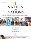 Nation of Nations Concise w/ After the Fact Interactive Vols. I & II; MP (0072502797) by Davidson, James West