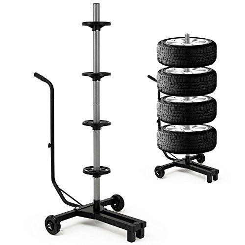 support-de-rangement-arbre-a-pneu-rangement-4-pneus-porte-pneu-mobile-jantes