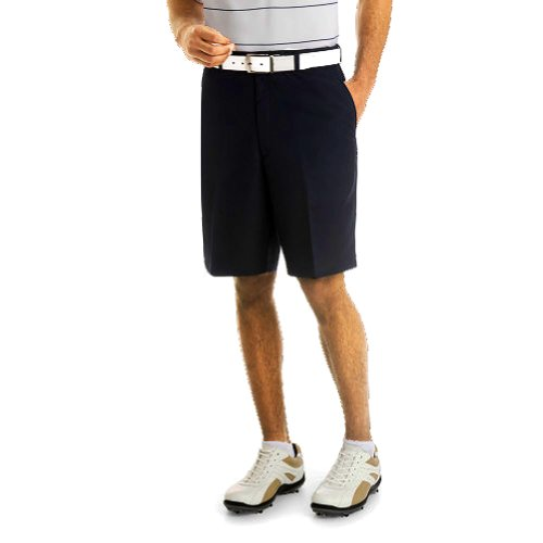 Haggar Cool 18 No-Iron Shorts-Big & Tall