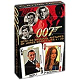 James Bond Collectibles Poker Playing Cards - Collection # 1 - Films 1 to 10 by Cartamundi