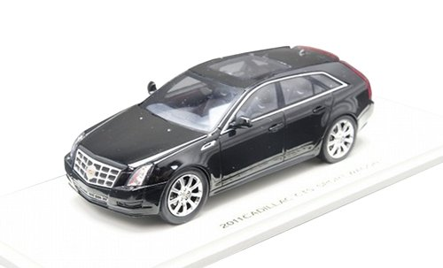 luxury-collectibles-100945-vehicule-miniature-cadillac-cts-sport-wagon-2011-echelle-143
