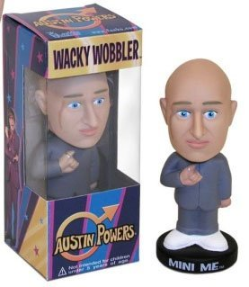 Funko Austin Powers Wacky Wobbler Bobble Head Dr. Evil - 1