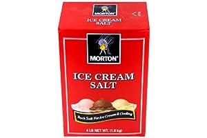 Morton Ice Cream Salt 4lb.