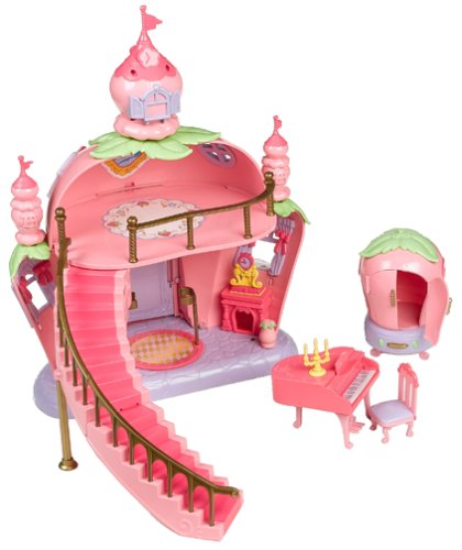 Buy Strawberry Shortcake Berry Magical Strawberry Castle