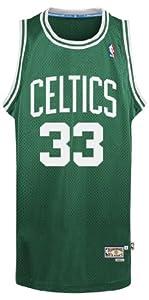 Larry Bird Boston Celtics Adidas NBA Throwback Larry Legend Swingman Jersey by adidas
