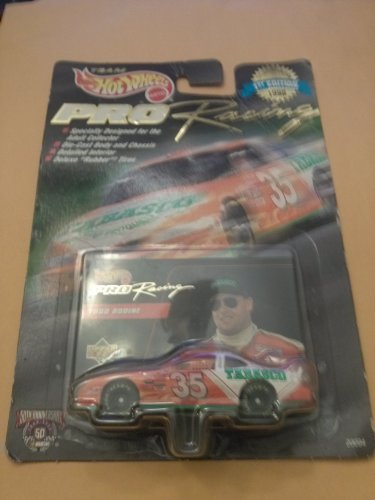 Hot Wheels Pro Racing Collectors edition 1st Edition 1998 Todd Bodine Tabasco